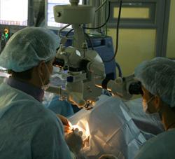 Памятка пациентам после субтотальной витрэктомии