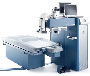 Эксимерный лазер для операции коррекции зрения в клинике Федорова