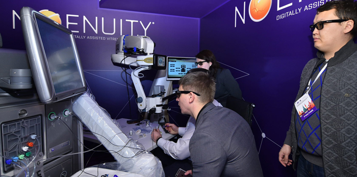 NGENUITY® 3D Visualization System