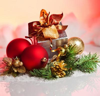 Клиника Федорова поздравляет пациентов с Новым Годом!